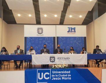 Presentan la Universidad de la Ciudad de Jesús María