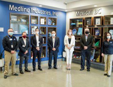 Anuncian inversión millonaria para el sector médico industrial en Mexicali