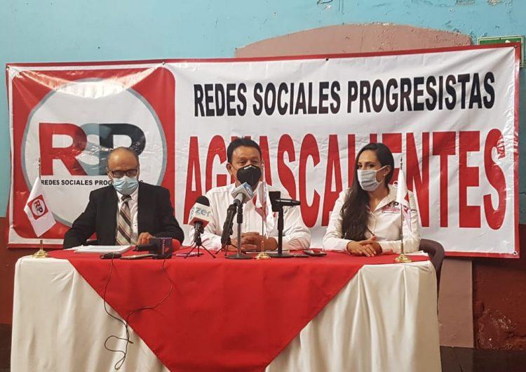 Todos los partidos quisieran ser asesorados por Elba Esther Gordillo: RSP