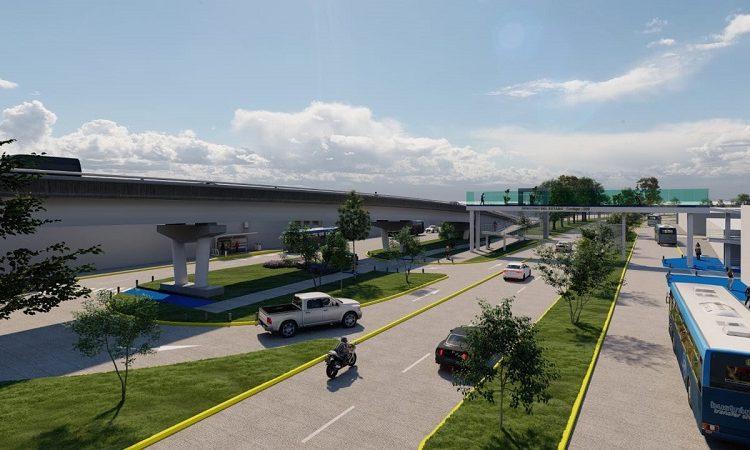 Inician obras de construcción de paso a desnivel de Av. Aguascalientes y Fracc. Parras