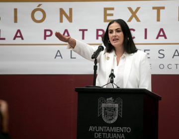 Toma protesta la primera alcaldesa de Tijuana, Karla Patricia Ruiz Macfarland