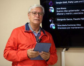 Bonilla no debe entrometerse en la vida político electoral: Ciro Murayama