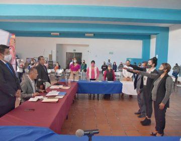 Toman protesta nuevos regidores en Jesús María