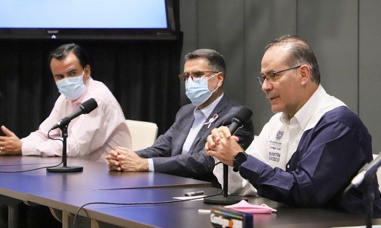 No se volverá al confinamiento a pesar de rebrote de Covid-19 en Aguascalientes