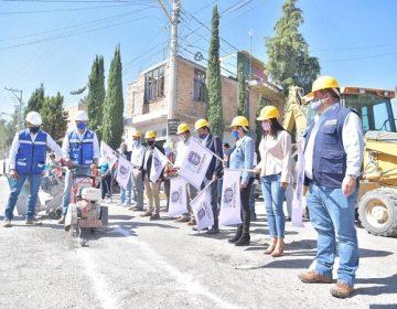 Con inversión de más de 5 mdp arrancan obras en Chicahuales, Jesús María
