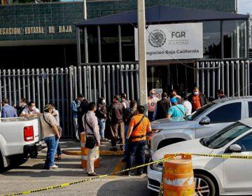 Policías estatales y federales provocan altercado en Tijuana