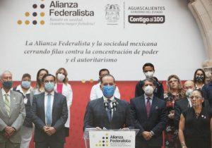 Cierran filas en Aguascalientes contra eliminación de fideicomisos