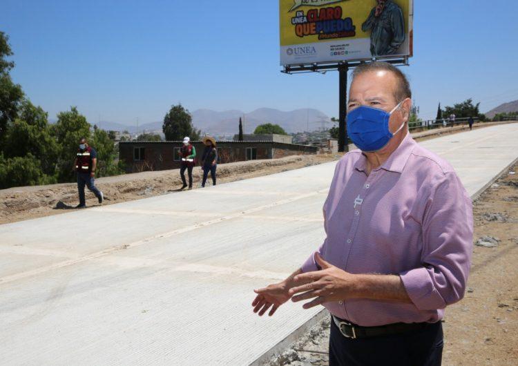 1 millón de metros cuadrados de vialidades rehabilitadas, informa González Cruz