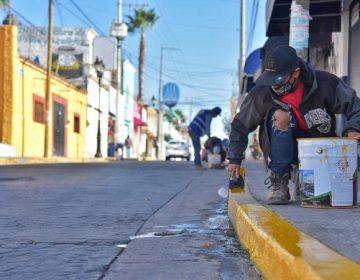 """Realizan """"Enchúlame la cuadra"""" en la zona centro de Jesús María"""