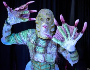 "Regresa el espectáculo ""Classic Monster Burlesque"" de Di Notte Nel Cabaret"