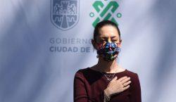 La jefa de gobierno de CDMX, Claudia Sheinbaum, da positivo…