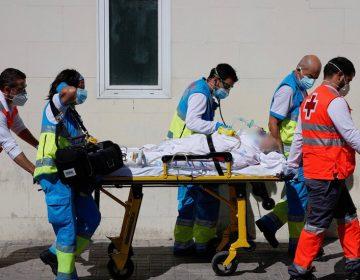 España impone un confinamiento parcial en Madrid para frenar la segunda ola de la pandemia