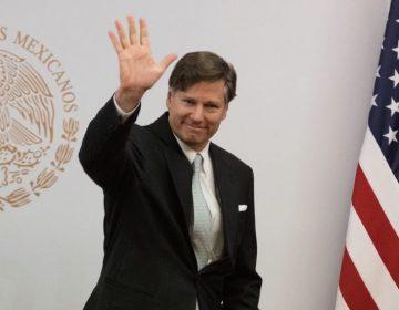 Cancillería mexicana reclama a EU no compartir información sobre el caso Cienfuegos