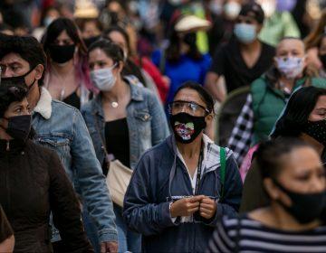 La Ciudad de México se queda en semáforo naranja con alerta