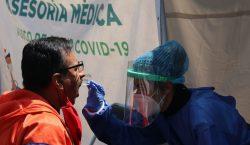 Se registran 5,788 casos nuevos de COVID-19 y 555 defunciones…