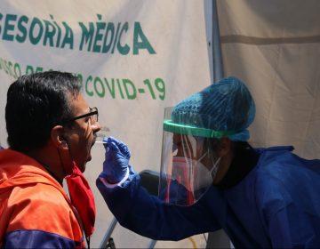 Se registran 5,788 casos nuevos de COVID-19 y 555 defunciones en México