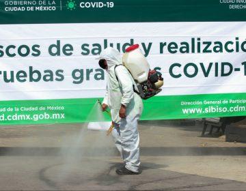 México acumula 912,811 casos confirmados de COVID-19 y 90,773 muertos