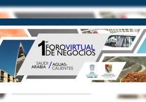 Se concreta el primer foro virtual entre SEDEC y Arabia Saudita.