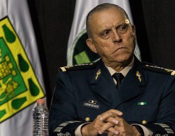 Juez niega libertad bajo fianza al exsecretario de Defensa Salvador Cienfuegos por riesgo de fuga