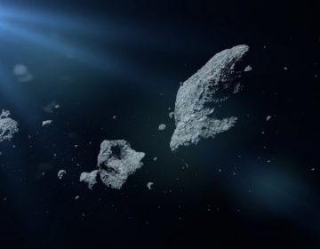 Tres asteroides pasarán cerca de la Tierra el miércoles, uno tan grande como la Estatua de la Libertad