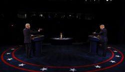 Qué dicen las encuestas sobre Trump vs. Biden en estados…