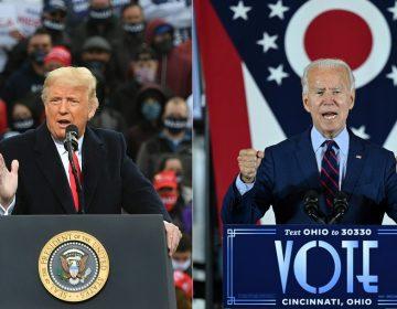 """""""Tengamos paciencia"""", pide Joe Biden en un mensaje; Trump acusa a los demócratas de """"robar las elecciones"""""""