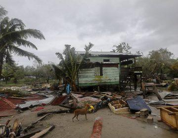 Tormenta Eta deja tres muertos y destrozos en su avance por Centroamérica