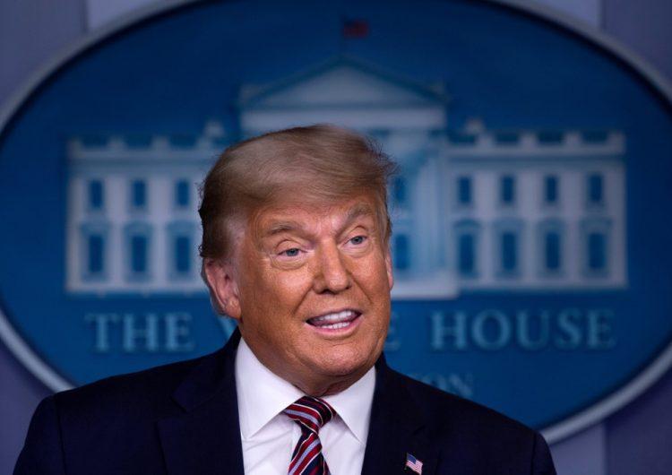 Televisoras cortan declaraciones de Trump por asegurar que hubo fraude en la elección sin dar pruebas