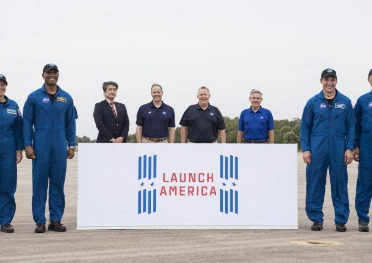 SpaceX enviará a cuatro astronautas a la Estación Espacial Internacional el sábado