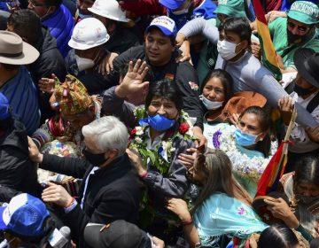 """""""No dudaba que iba a volver"""": Evo Morales ingresa Bolivia a un año de dejar a la presidencia"""
