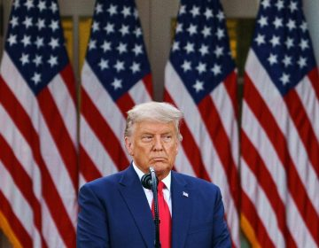 """""""Quién sabe qué gobierno habrá en el futuro"""": las palabras de Trump tras su derrota"""