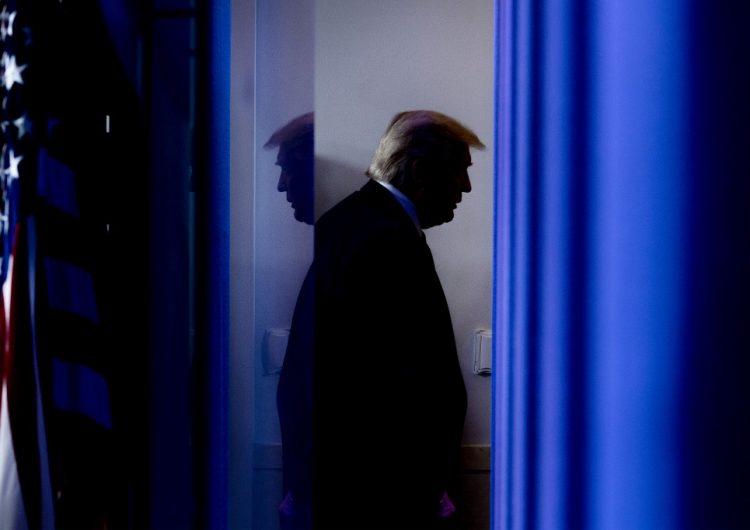 """""""Ganó porque las elecciones fueron fraudulentas"""", dice Trump sobre Biden"""