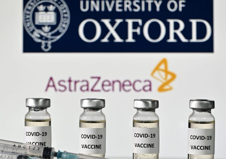 Astrazeneca dice que su vacuna tiene una eficacia de 70% contra la COVID