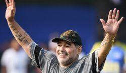Muere el futbolista Diego Armando Maradona
