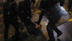 Choques entre manifestantes y policías en Francia por polémica ley…