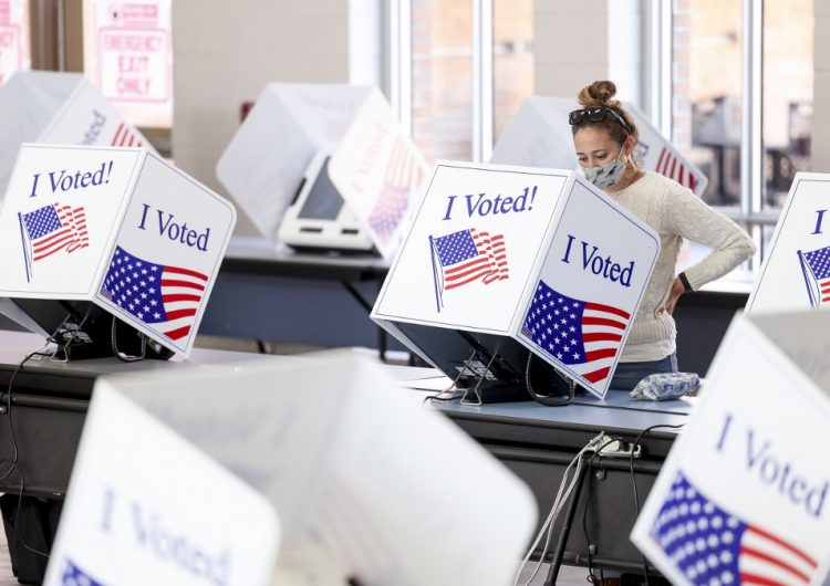 Elecciones en EU: Cierran las casillas e inician los conteos, ¿ganará Trump o Biden?