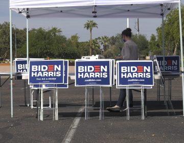 Nevada podría darle la presidencia a Joe Biden