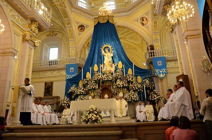 Hay otros dos sacerdotes ingresados por Covid-19 en el Hospital Hidalgo
