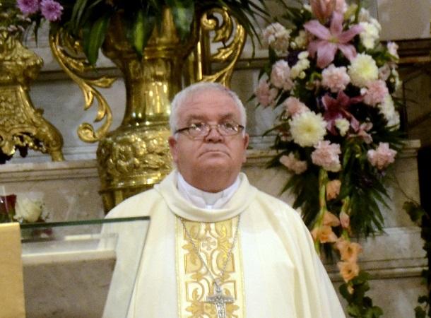 Intuban a obispo de Aguascalientes por Covid-19