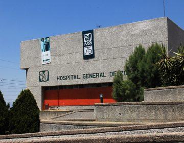 Se agotan camas con ventilador en hospitales del IMSS e ISSSTE en Aguascalientes