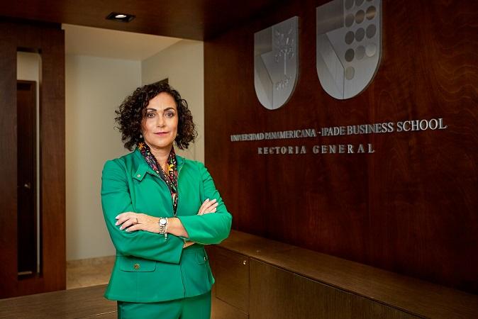 Nombran a Fernanda Llergo Bay nueva rectora de la Universidad Panamericana