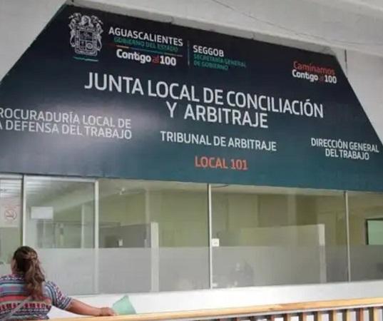 Por contingencia, acortan horarios de atención en la Junta de Conciliación y Arbitraje