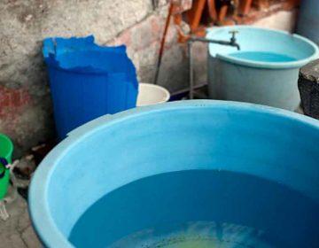Acusan falta y de mala calidad la del agua en Puebla