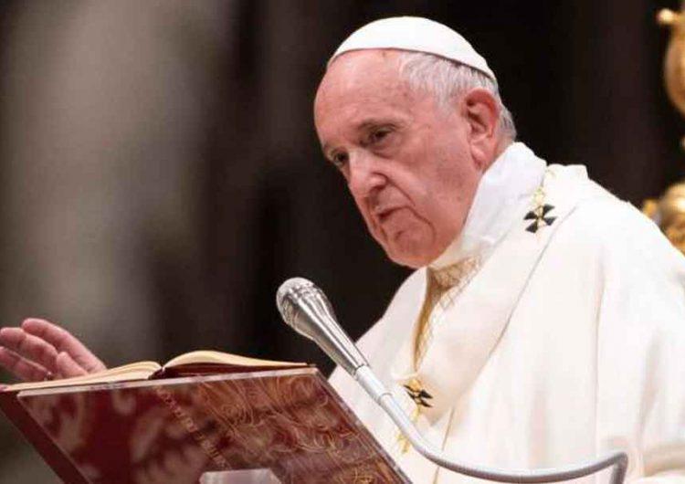 Afirma la arquidiócesis de Puebla que el papa no reconoce matrimonios igualitarios