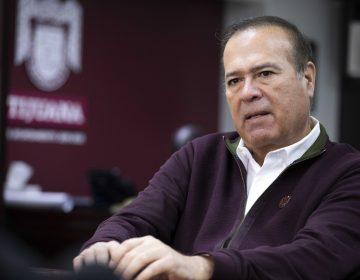"""""""No renunciaré a mis derechos políticos"""", afirma González Cruz al regresar a la alcaldía de Tijuana"""