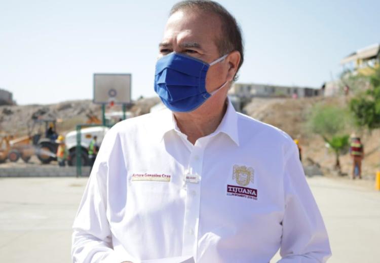 Regresa Arturo González Cruz a la presidencia municipal de Tijuana