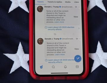 Twitter restringe las publicaciones de la familia de Trump para combatir desinformación
