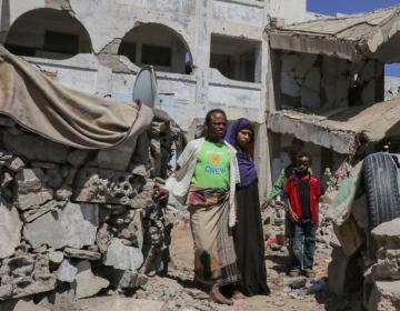"""Yemen está """"en peligro inminente de la peor hambruna en el mundo"""", alerta la ONU"""