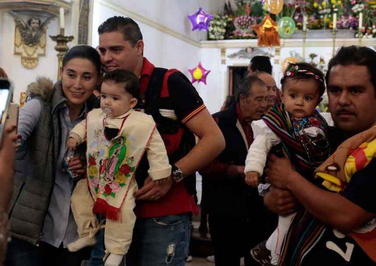 Clama Barbosa a católicos no realizar peregrinaciones este 12 de diciembre
