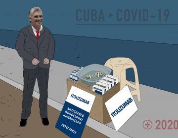 Cuba no tiene medicamentos que salven a pacientes graves de coronavirus